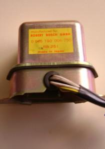 0986190006  BOSCH Generatorregler