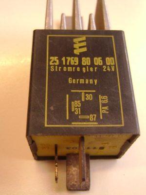 251769800600 Eberspächer 24V Glühkerzenrelais  Relais Standheizung  gebraucht