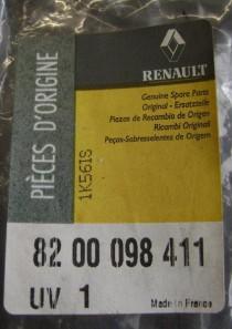 8200098411  Batteriefach für Renault Master II