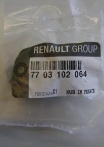 7703102064 Original Renault Bolzen M14 x 1,5  Set mit 8 Stück