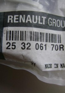 253206170R  Original Schalter, Bremsleuchte RENAULT CLIO, Modus