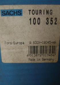 100352 original Sachs Stoßdämpfer Ford Escord III