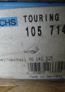 105714 original Sachs Stoßdämpfer Opel Commodore C Caravan, Rekord B, D, E