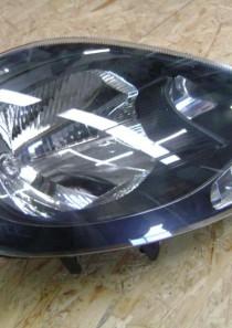260105915  Original Renault Einbauscheinwerfer Einbauseite – rechts Lampenart – H4 Farbe – schwarz Fahrzeugausstattung – für Fahrzeuge mit Leuchtweitenregelung (elektrisch) TRAFIC II Bus, TRAFIC II Kasten, TRAFIC II Pritsche/Fahrgestell