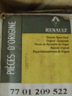 7701209522 Neu Original Heizungskasten Renault Megane II  Original Renault Teilnummer: 7701207710, 7701209522 Passen für: Renault Megane II  (PR 1334)