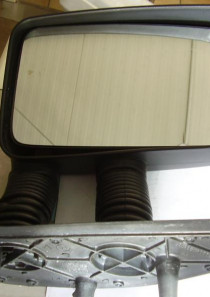 1312467080, Außenspiegel links manuell medium Fiat Ducato Typ 230 bis Bj. 98, Peugeot Boxwe, Citroen Jumper Gebraucht, aber neuwertig, keine Garantie
