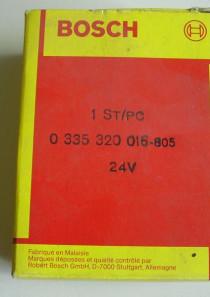 0335320016-805 Wischintervall-Relais Bosch 0335320016, 24V,