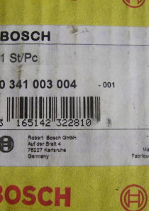 0341003004 Bosch Batterietrennschalter, Hauptschalter, Natoknochen