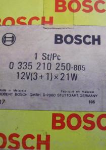 0335210250 Bosch Warnblinkgeber 12 Volt