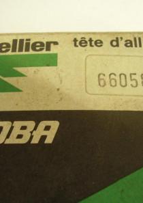 660588 Ducellier Zündverteilerkappe Oldtimer Citroen CX, Fiat 124