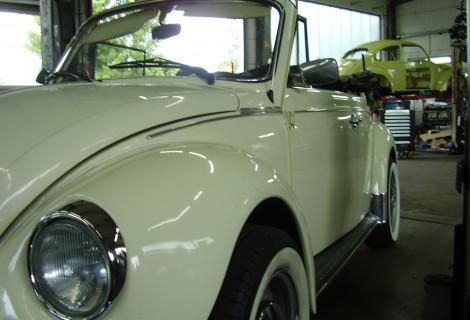 VW Käfer Restauration