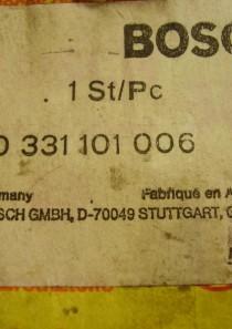 0331101006 Magnetschalter BOSCH, Anlasser, 24V, incl. Versand