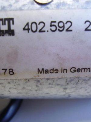 402592 Wischermotor vorne, von SWF, 24V