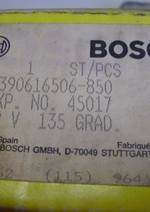 0390616506  BOSCH – Wischermotor, Oldtimer 0 390 616 506