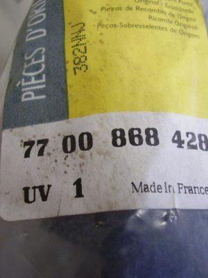 7700868428  Renault Megane I Luftführung Ansaugrohr 7700868428, J69, LPI, neu